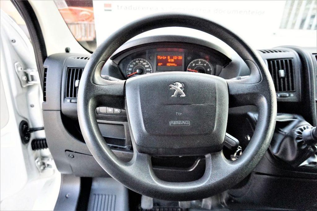 Peugeot Boxer L1H1