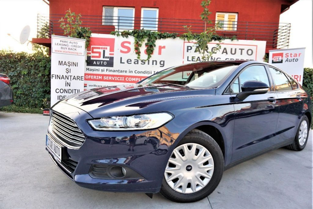 Ford Mondeo VER-1-5-TDCI