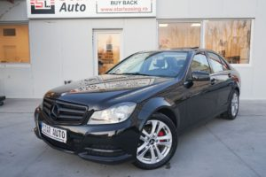 Mercedes-benz C VER-180