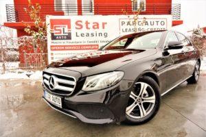 Mercedes-benz E VER-200-D-9G–TRONIC