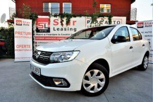 Dacia Logan VER-1-0-SCE