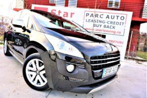 Peugeot 3008 VER-HDI-FAP-150
