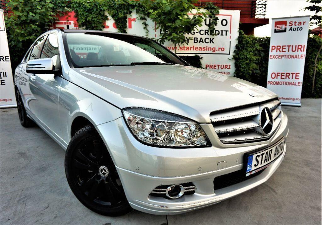 Mercedes-benz C VER-180-BLUEEFFICIENCY-7G–TRONIC