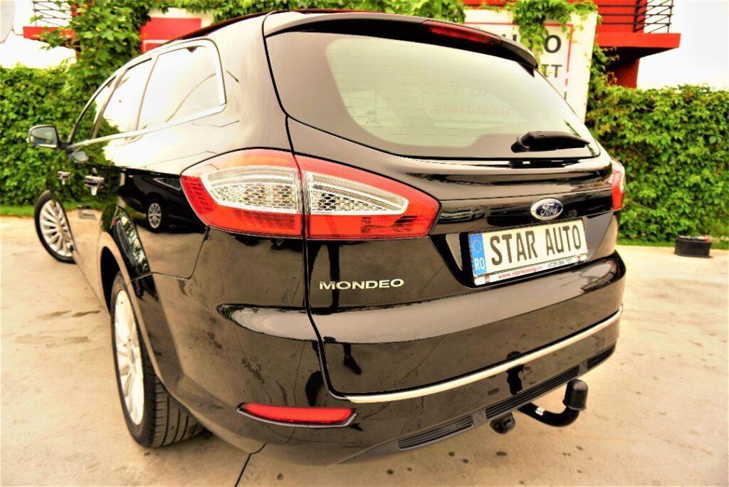 Ford Mondeo VER-2-0-TDCI-AUT-