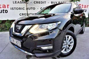 Nissan X-trail VER-2-0D-XTRONIC-START/STOP-4X4–I