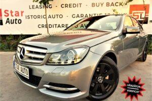 Mercedes-benz C VER-200-CDI-DPF-(BLUEEFFICIENCY)-7G–TRONIC