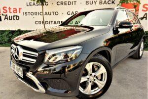 Mercedes-benz Glc VER-220-D-4MATIC