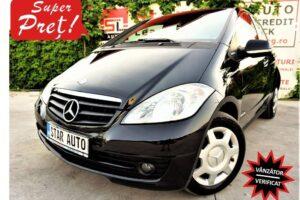 Mercedes-benz A VER-160