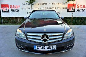 Mercedes-benz C VER-200-CDI-DPF-AUTOMATIK