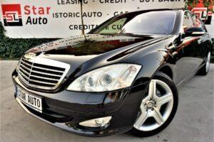 Mercedes-benz S VER-350-4MATIC-7G–TRONIC
