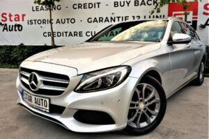 Mercedes-benz C VER-200-D-T–MODELL