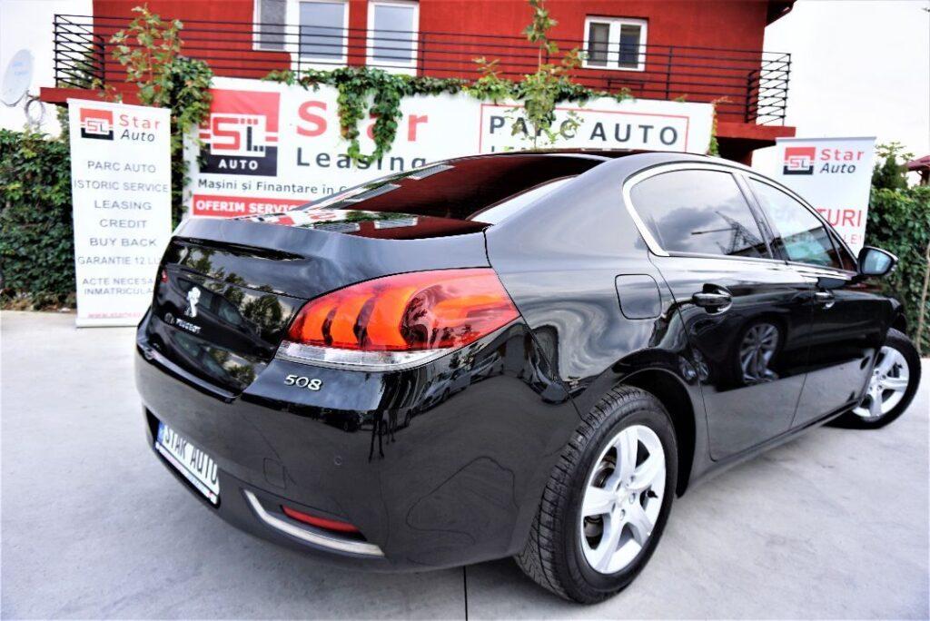 Peugeot 508 VER-1-6-BLUEHDI-FAP-STT