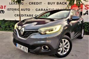 Renault Kadjar VER-1-2-TCE