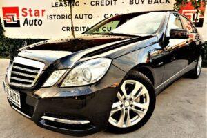 Mercedes-benz E VER-220-CDI-DPF-BLUEEFFICIENCY-7G–TRONIC