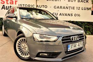 Audi A4 VER-AVANT-2-0-TDI-DPF-CLEAN-DIESEL-MULTITRONIC